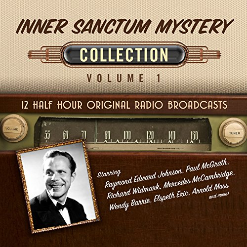 Inner Sanctum Mystery, Collection 1 audiobook cover art