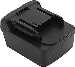 Adaptador de batería, convertidor de batería, batería de iones de litio M18 negro para suministros industriales BL1830 BL1840 BL1850 BL1860 de iones de litio B de 18 V