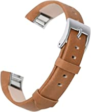 bayite Leather Replacement Bands for Fitbit Alta HR and Alta