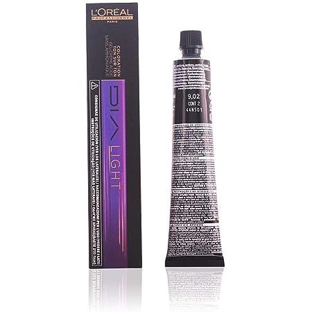 LOréal Professionnel Dia Light Gel-Creme Acide Sans Ammoniaque 9.02 Tinte - 50 ml