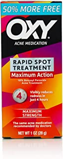 Oxy Maximum Action Spot Treatment, 1 Ounce (Pack of 2)
