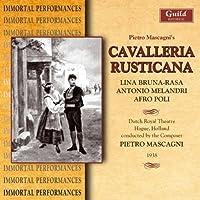 Cavalleria Rusticana: Mascagni Conducts (2003-09-30)