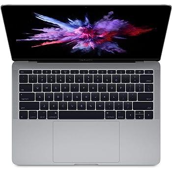 Apple MacBook Pro 13-inch 2.3GHz Core i5, 256GB - Space Gray - 2017 (Renewed)