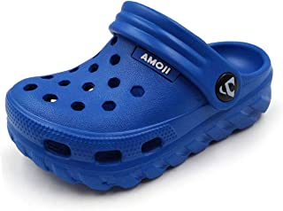 Kid Garden Clogs Slip On Shoes