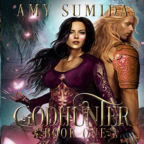 Godhunter Audiobook By Amy Sumida cover art
