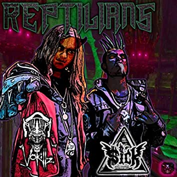 Reptilians (feat. Vokillz)
