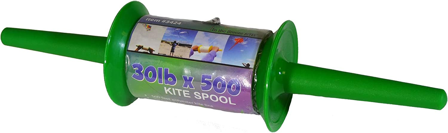 In Selling the Breeze Kite Spool - 30 500-Feet Twisted Line x LB Charlotte Mall
