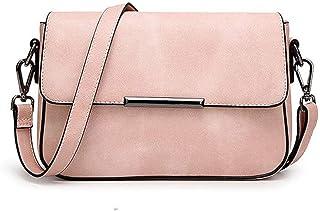 Elegante und stylische Handtasche für Frauen Blumen Druck Kleine Handtasche Umhängetasche