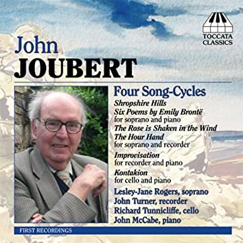Joubert: Song Cycles and Chamber Music