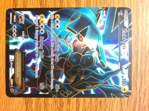 Pokemon - Zekrom-EX (97) - BW - Next Destinies - Holo