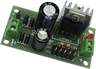 LM7812 L7812 Módulo de regulador de Tres terminales Voltaje regulado por Voltaje de 12 V Módulo de regulador de 12 V Eléctrica industrial