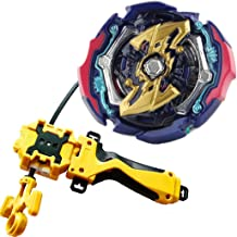 StormGyro Booster Burst B-142 Judgment Joker.00T.Tr Sang Starter Spinning Toy with Launcher LR & Grip