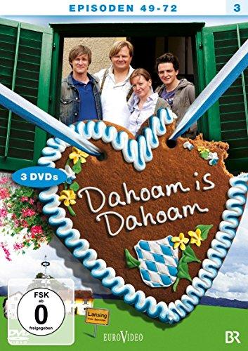 Dahoam is Dahoam - Episoden 49-72 [3 DVDs]