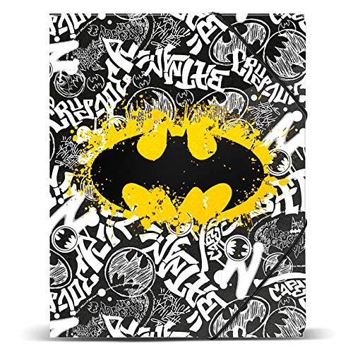 Batman Tagsignal-Carpeta Gomas