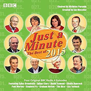 Just a Minute: Best of 2015 cover art