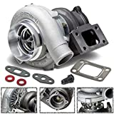 Turbo Turbocharger GT30 GT3037 GT3076 Upgrade T3 Flange Water Oil Cooled .60 .73 Turbo Universal
