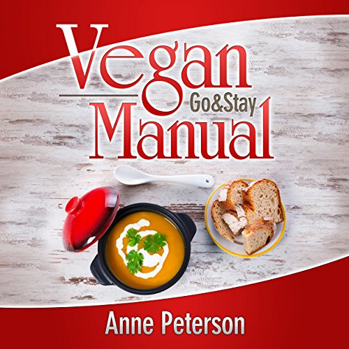 Vegan (Go & Stay) Manual audiobook cover art