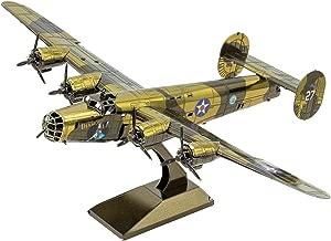 Fascinations Metal Earth B-24 Liberator 3D Metal Model Kit