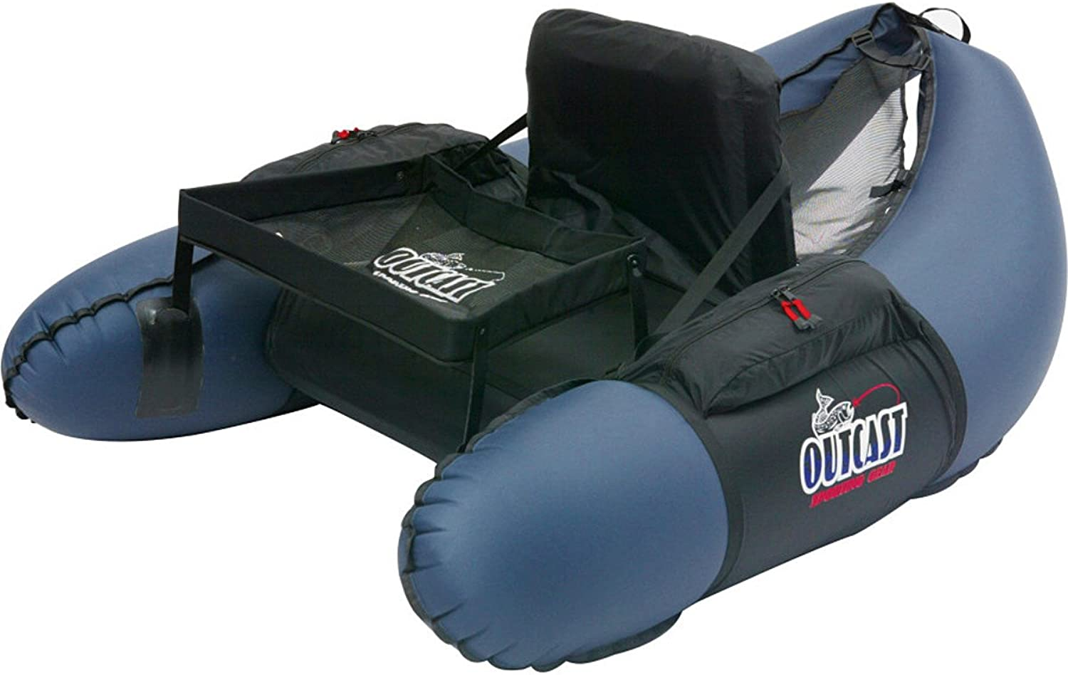 Outcast Trinity Float Tube  Navy