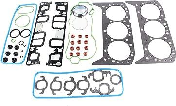 DNJ HGS3205 Graphite Head Gasket Set for 2007-2014 / Chevrolet, GMC/Express 1500, Savana 1500, Sierra 1500, Silverado 1500/4.3L / OHV / V6 / 12V / 262cid
