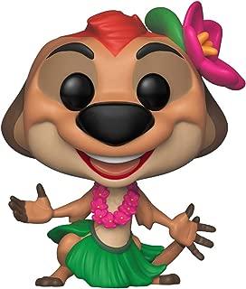 Funko Pop! Disney: Lion King - Luau Timon Toy, Multicolor