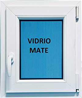 comprar comparacion (V26M) Ventana Pvc 600x700 Derecha Oscilobatiente Practicable Mate