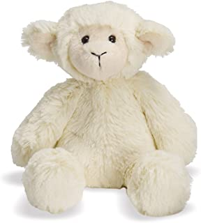 "Manhattan Toy Lovelies Lindy Lamb Stuffed Animal, 6"""
