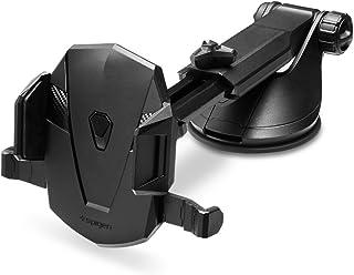 Spigen Kuel Ap12T Car Mount holder for Smartphones - Black