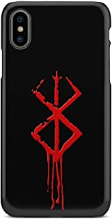 95Vibes Brand of Sacrifice Symbol Berserk Inspired Phone Cases for iPhone/Samsung Made in USA