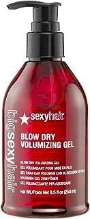 SexyHair Big Blow Dry Volumizing Gel, 8.5 Fl Oz
