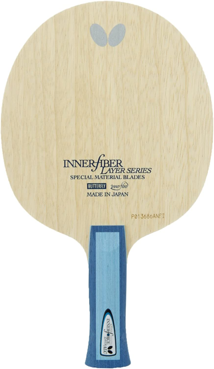 Butterfly Innerforce Layer ALC Table Tennis Blade (AN)