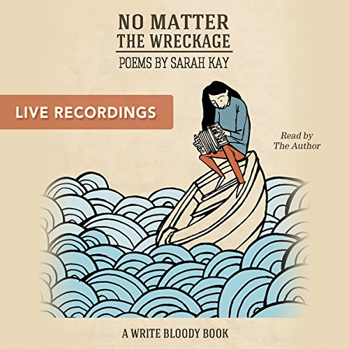 No Matter the Wreckage LIVE audiobook cover art