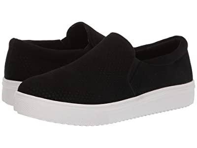 Blondo Gallert Waterproof (Black Suede) Women