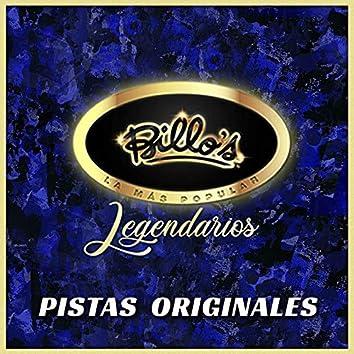 Legendarios (Pistas Originales)