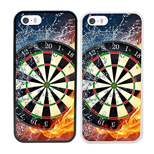 I-CHOOSE LIMITED Darts Hülle für Apple iPhone 6 6s Handyhülle Schutzhülle für Stoßfänger für 4,7 Zoll Bildschirm