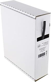 Heat Shrink Tube Black 3:1 4.8-1.6 mm 7 Metres - Dispenser Box