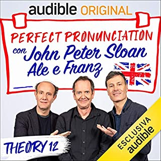 Sleeping letters e American English - Lesson 31     Perfect pronunciation con John Peter Sloan, Ale e Franz              Di:                                                                                                                                 John Peter Sloan,                                                                                        Ale e Franz                               Letto da:                                                                                                                                 John Peter Sloan,                                                                                        Ale e Franz                      Durata:  18 min     19 recensioni     Totali 4,8