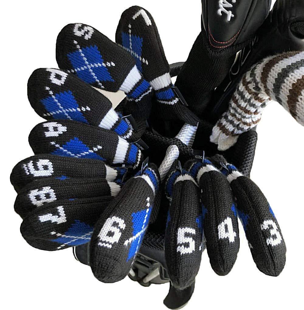 Knit Patterns Golf Club Covers - 1000 Free Patterns