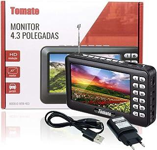 Monitor HD 4.3 Polegadas Tomate MTM-403