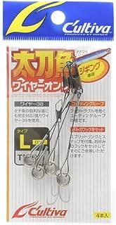 OWNER(オーナー) 31849 TF-W1 太刀魚ワイヤーオンリー L