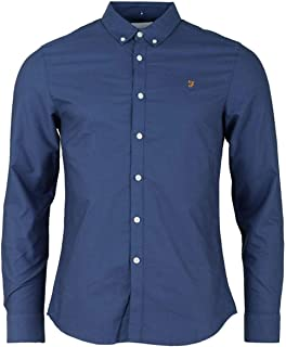 Brewer Shirt in Bobby Blue