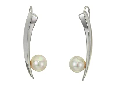 Majorica Amour Earrings (White) Earring