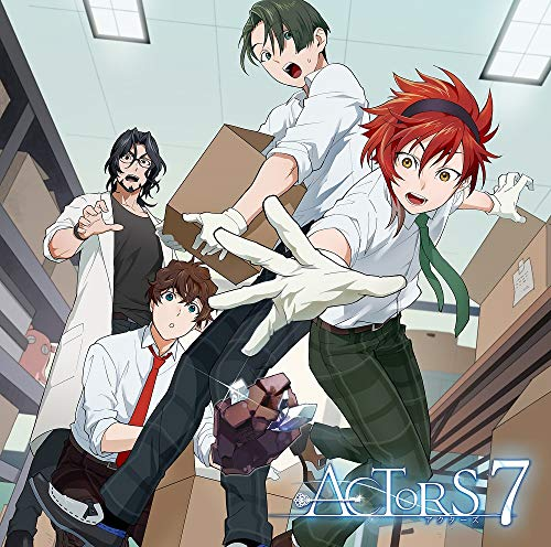 [Album]EXIT TUNES PRESENTS ACTORS7 – オムニバス[FLAC + MP3]