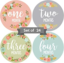 Best month stickers for babies