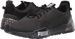 Puma Black/Castlerock