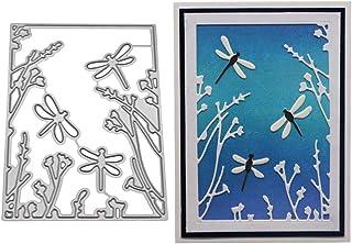 Bhty235 Libellule Scrapbooking Dies,matrices De D/écoupe,Bricolage Embossing Card Album De Scrapbooking Pour F/ête