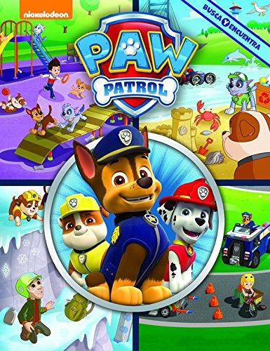 Paw Patrol (Paw Patrol | Patrulla Canina. Busca y encuentra)