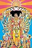 Jimi Hendrix - Axis: Bold as Love Kunstdruck