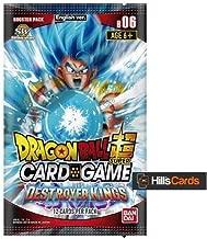 Dragon Ball Super Series 6 Destroyer Kings TCG Booster Display Box - 24 Packs