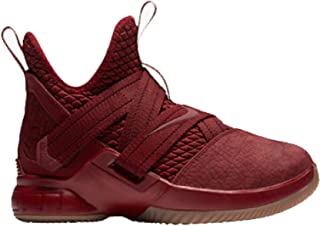 437b6021e79 Nike LEBRON SOLDIER XII SFG (GS) girls basketball-shoes AO2910-600 7Y -